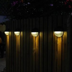 """Saulės energija įkraunamas šviestuvas """"Naujas stilius 8"""""""