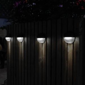 """Saulės energija įkraunamas šviestuvas """"Modernioji klasika"""""""