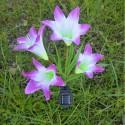 """Saulės energija įkraunamas šviestuvas """"Puikioji gėlė"""""""