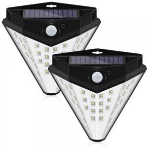 """Saulės energija įkraunamas šviestuvas """"Modernioji elegancija 4"""""""