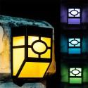 """Saulės energija įkraunamas šviestuvas """"Naujas stilius 3"""""""