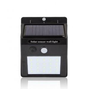 """Saulės energija įkraunamas šviestuvas """"Aukščiausia klasė 5"""" (20 LED)"""
