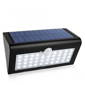 """Saulės energija įkraunamas šviestuvas """"Aukščiausia klasė 6"""" (38 LED)"""