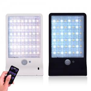 """Saulės energija įkraunamas šviestuvas """"Aukščiausia klasė 9"""" (48 LED)"""