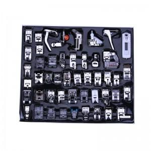"""Buitinės siuvimo mašinos dalių rinkinys """"Aukščiausia klasė"""" (48 dalys)"""
