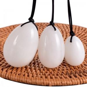 """Baltojo jado kiaušiniai """"IntiMate Trio 4"""""""