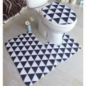 """Kilimėliai voniai ir tualetui """"Memory Foam Bath Pro 11"""""""