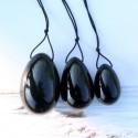 """Obsidiano masažuoklių rinkinys """"IntiMate Trio Plus 5"""""""