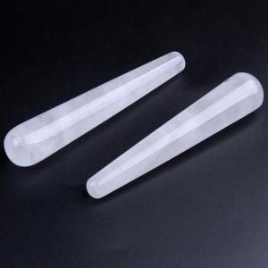"""Kvarco masažinė lazdelė """"Intimate Pro 2"""" (10 cm)"""