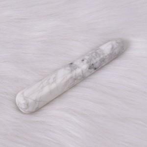 """Baltojo turkio masažinė lazdelė """"Intimate Pro"""""""