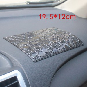 "Neslystantis kilimėlis automobiliui ""Progresas 10"" (19.5 x 12 cm)"