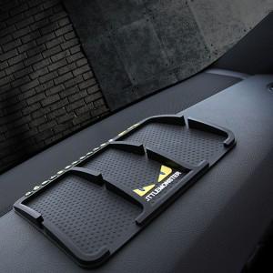 """Neslystantis kilimėlis automobiliui """"Aukščiausia klasė 9"""" (25.2 x 17 cm)"""