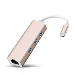 "USB 3.1 LAN tinklo adapteris ""High Speed Pro"""