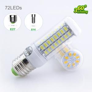 "Taupioji LED lemputė ""Elektra pigiau 72 LED"""