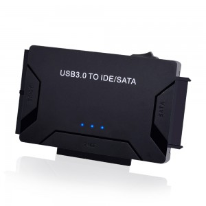"USB 3.0 į SATA IDE adapteris ""Super Speed Pro"""