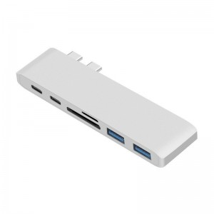 USB 3.1 Type-C į Thunderbolt adapteris