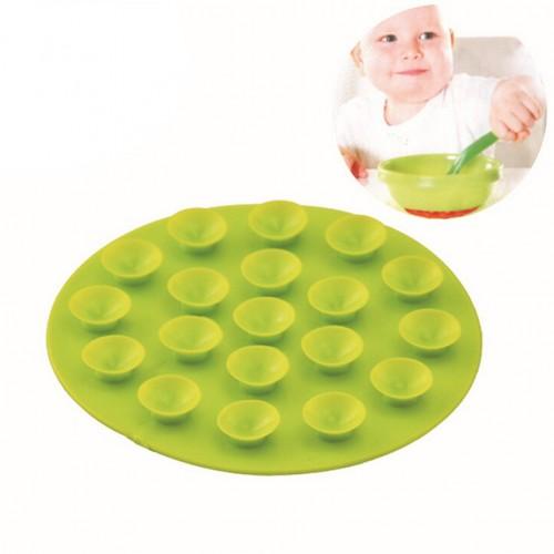 """Vaikiškas silikoninis pietų padėkliukas """"Geriausias pasirinkimas"""" (eko draugiškas)"""