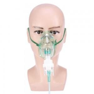 """Vienkartinė deguonies kaukė - inhaliatorius """"Gaivuma 4"""""""