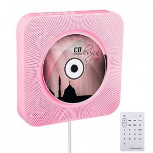 """Nešiojamas CD MP3 grotuvas """"Pro Sound 3"""" (nuotolinio valdymo)"""