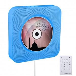 """Nešiojamas CD MP3 grotuvas """"Pro Sound 4"""" (nuotolinio valdymo)"""