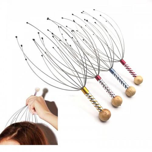 """Akupunktūrinis galvos masažuoklis """"Tikras malonumas 8"""""""