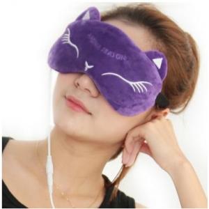 """Elektroninė šildanti akių kaukė """"Mieganti katė"""""""