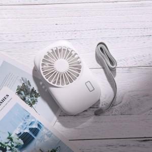"""Elektroninis įkraunamas nešiojamas ventiliatorius """"Minima Plus"""""""