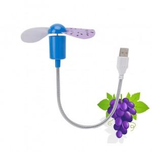 """Lankstus USB ventiliatorius """"Puikioji gėlytė"""""""