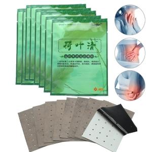 """Malšinantys skausmą plesitriukai """"Žalioji kinų medicinos galia"""" (80 vnt.)"""