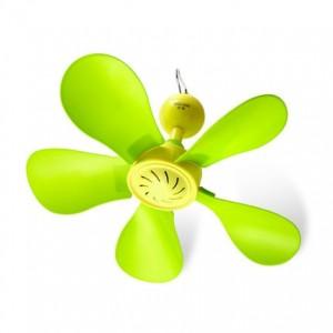 """Elektroninis pakabinamas ventiliatorius """"Nuostabiai žalias 4"""" (220 V)"""