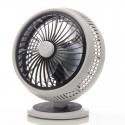 """Elektroninis pastatomas ventiliatorius """"Tylusis"""" (220 V)"""