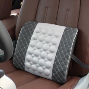"""Elektroninė masažuojanti nugaros pagalvėlė automobiliui """"Tikras malonumas 3"""""""