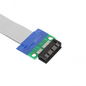 "PCI-E 1x į PCI-E 1x jungtis ""Blue Edition"""