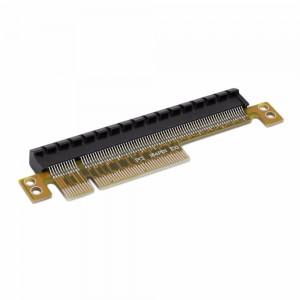 "PCI Express 8X į 16X plokštė ""Black edition"" (lizdas)"