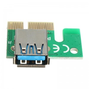 "PCI Express į USB 3.0 plokštė ""Green edition"""