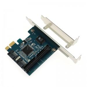 "PCI Express į IDE, SATA plokštė ""Green Edition Pro 2"""