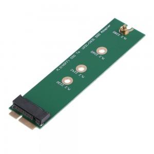"""M.2 NGFF SSD į 18 Pin plokštė """"Green edition"""""""