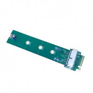 """M.2 NGFF SSD plokštė """"Green edition"""" (Nešiojamiems ir MacBook Air)"""