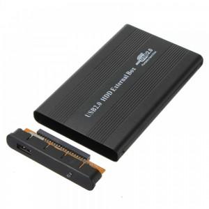 2.5 colio išorinis HDD dėklas IDE
