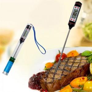 """Skaitmeninis termometras mėsai """"Spartuolis"""" (22,5 cm)"""