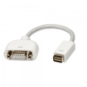 Apple Mini-DVI į VGA adapteris