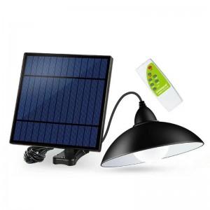 """Saulės energija įkraunamas šviestuvas """"Aukščiausia klasė"""" (nuotolinio valdymo)"""