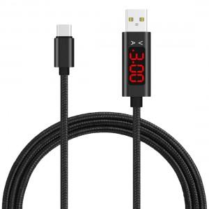 "Išmanusis USB laidas ""Clever 4"" (Type-C)"