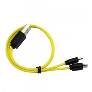 """Universalus USB įkrovimo kabelis """"Aukščiausia klasė 8"""""""