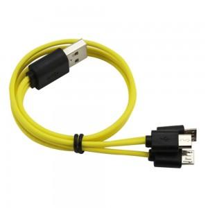 """Universalus USB įkrovimo kabelis """"Aukščiausia klasė 9"""""""