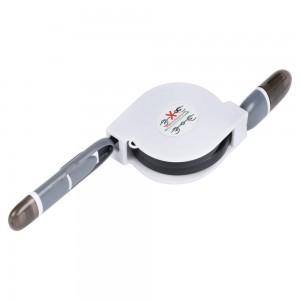 """Universalus USB įkrovimo kabelis """"Praktiškas pasirinkimas"""""""