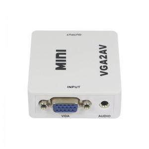 """VGA į RCA keitiklis """"Minima"""" (1080P HD)"""