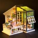 """Vaikiškas medinis konstruktorius """"Puikusis namelis"""""""