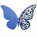 """Veidrodiniai lipdukai """"Stilingieji drugeliai 15"""" (12 vnt.)"""
