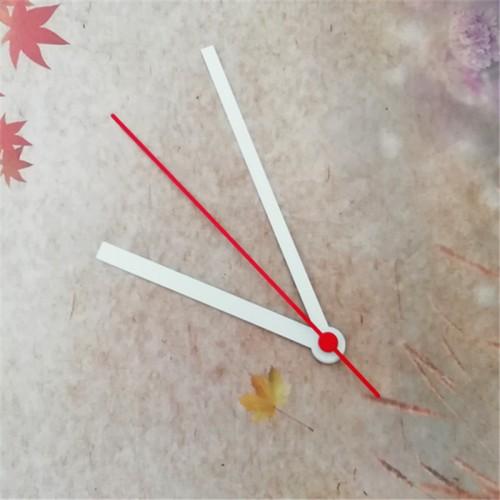 """Laikrodžio mechanizmas """"Baltoji klasika 2"""" (10 vnt.)"""